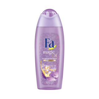 Fa sprchový gel 250ml Magic Oil Purple Orchid Scent