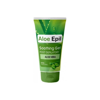Aloe Epil Post Depilatory gel 150ml Aloe Vera