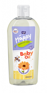 Bella Detský olej 200 ml Happy Natural Care